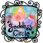 BADGE FOR Goddess Circle